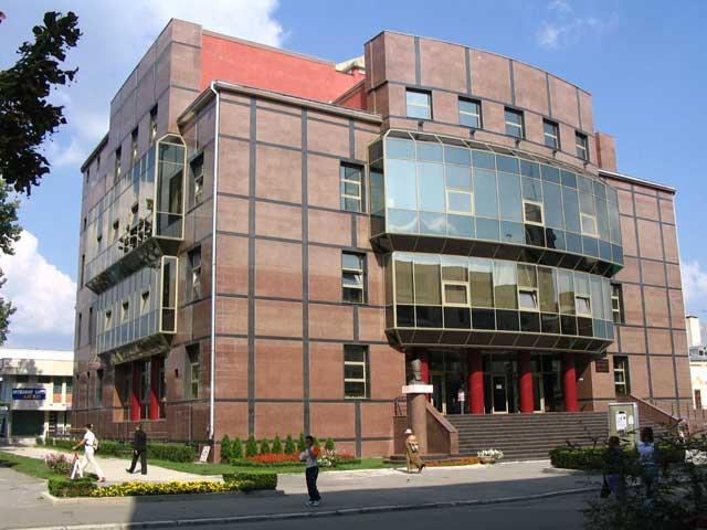 """Biblioteca Judeteana """"Dinicu Golesti"""", Pitesti"""
