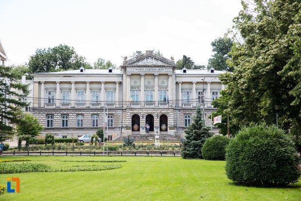 Restaurare Muzeul Judetean Arges